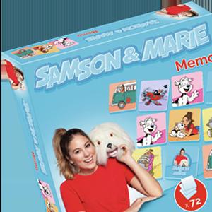 Het leukste van Samson & Marie